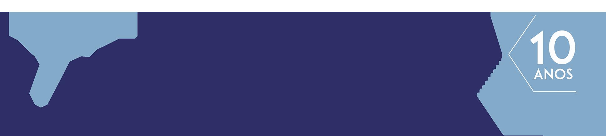 Logo Linkmex 10 anos PNG