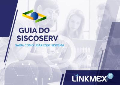 E-book Guia do SISCOSERV: saiba como usar esse sistema